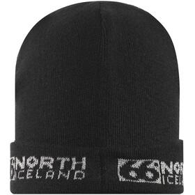 66° North Workman Cap Black/Silver Reflective